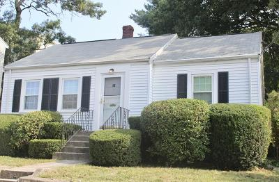 Boston Single Family Home Price Changed: 71 Cowing St