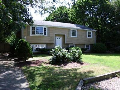 Falmouth Single Family Home Under Agreement: 95 Tanglewood Drive