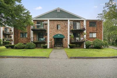 Marshfield Condo/Townhouse Under Agreement: 678 Plain St #10A