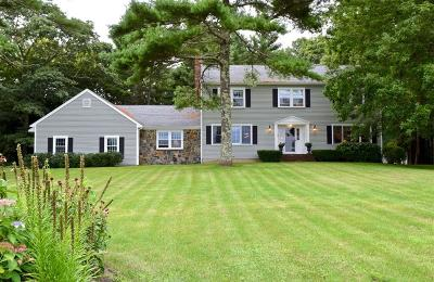 Rochester Single Family Home Under Agreement: 3 Gerrish Rd