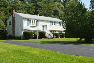 Billerica Single Family Home For Sale: 17 Bear Hill Rd