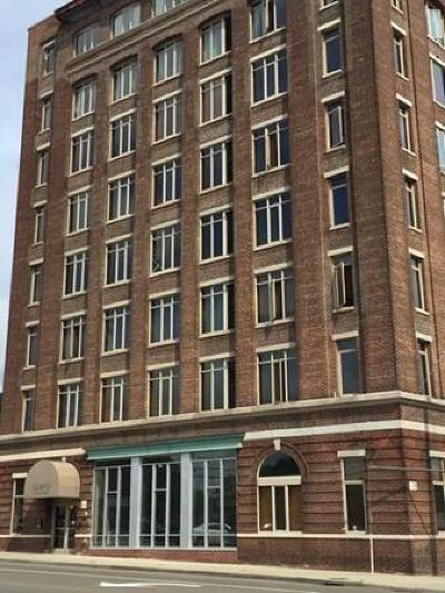 Brockton Condo/Townhouse Under Agreement: 146 Court St #804