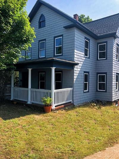 Boston Single Family Home Under Agreement: 1078 River Street