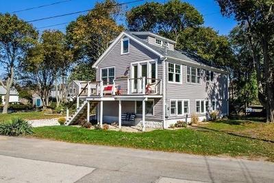 Hull Single Family Home Under Agreement: 40 Cadish Ave