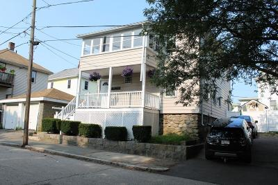 Quincy Multi Family Home For Sale: 12 Richard St