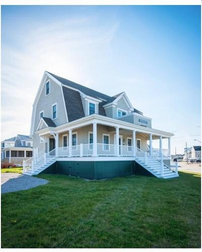 Scituate Single Family Home For Sale: 43 Oceanside Dr