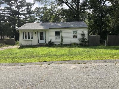 Pembroke Single Family Home Under Agreement: 40 Pine Tree Lane