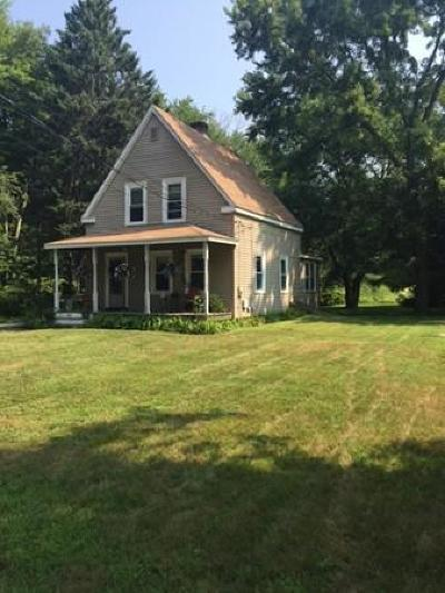 East Bridgewater Single Family Home For Sale: 1660 Old Plymouth St