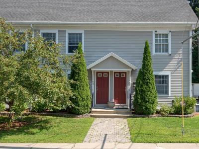 Billerica, Chelmsford, Lowell Condo/Townhouse For Sale: 76 Wilson St #76
