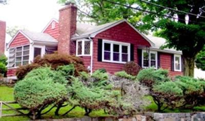 Reading Single Family Home For Sale: 267 Forest Street