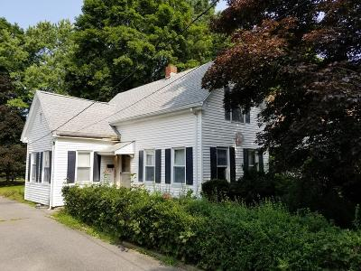 Middleboro Single Family Home For Sale: 21 West St