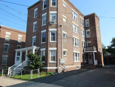 Salem MA Multi Family Home Sold: 12 Chase St