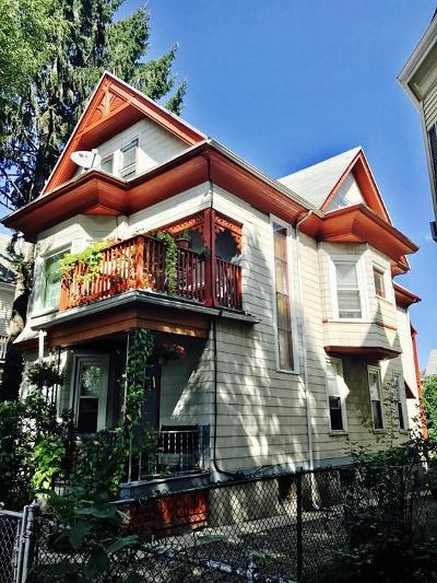 MA-Suffolk County Multi Family Home Under Agreement: 70 Auckland St