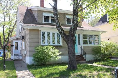 Franklin Single Family Home Under Agreement: 50 Lewis St