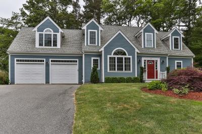 Falmouth Single Family Home Contingent: 55 Hummingbird Hill Road