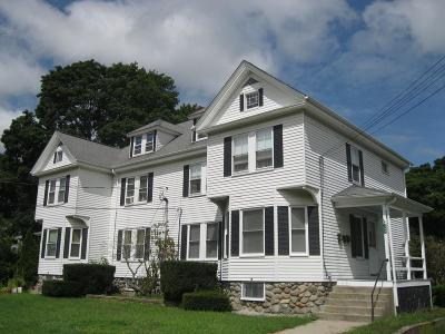 Mansfield Multi Family Home Under Agreement: 96-100 Church Street