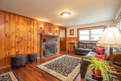 Marshfield Single Family Home For Sale: 15 Temple Rd