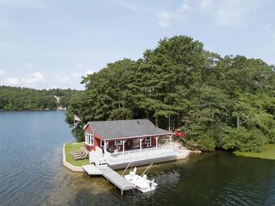 Plymouth Single Family Home For Sale: 52-R Island Lake Rd
