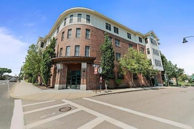 Quincy Condo/Townhouse Under Agreement: 106 Washington St #21