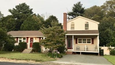 Marlborough Single Family Home Under Agreement: 32 Clarke Drive