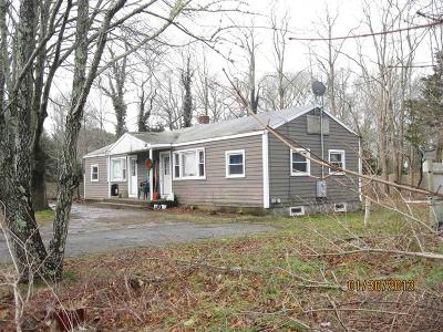 Barnstable Multi Family Home Under Agreement: 1057 Santuit-Newtown Road