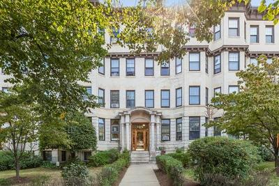 Boston Condo/Townhouse Under Agreement: 1870 Commonwealth Ave #15