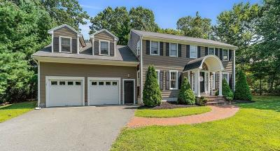 Rockland Single Family Home Under Agreement: 7 Cornet Stetson Dr