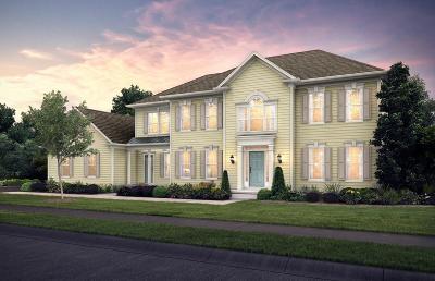 Milton Single Family Home For Sale: 12 Woodlot Drive - Lot 2