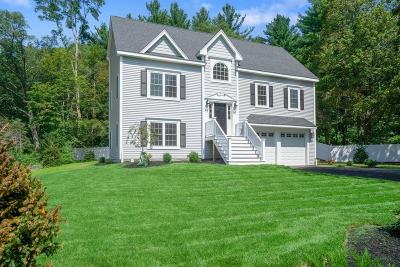Framingham Single Family Home For Sale: 1 Parker Road