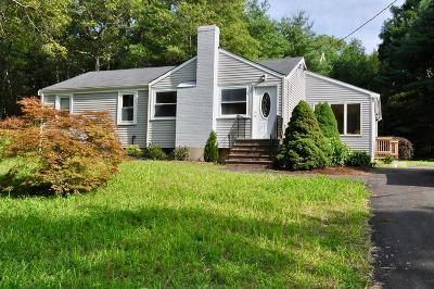 Canton Single Family Home Contingent: 35 Ward Well Rd