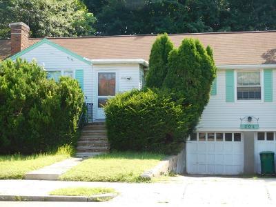 Newton Single Family Home Under Agreement: 204 Dedham St