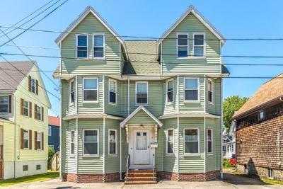 Gloucester Multi Family Home Contingent: 8 Burnham Street