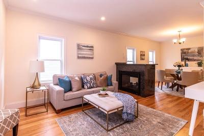 Condo/Townhouse For Sale: 19 Metropolitan Avenue #1