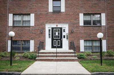 Canton Condo/Townhouse Under Agreement: 90 Neponset Street #812