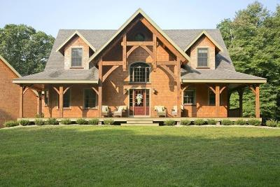 Norwell Single Family Home For Sale: 54 Old Meeting House Ln