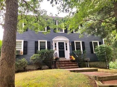 Taunton Single Family Home For Sale: 96 Devon St.