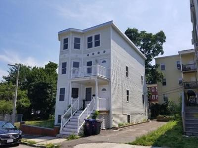 Boston MA Condo/Townhouse Under Agreement: $395,000