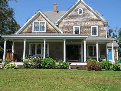 Hingham Single Family Home For Sale: 29 Pine St