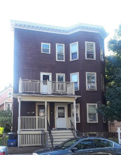 Malden Multi Family Home Under Agreement: 34-36 Russell St