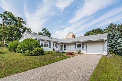 Newton Single Family Home Under Agreement: 75 Maynard St