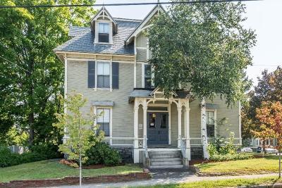Lowell Single Family Home Under Agreement: 328 Wilder Street