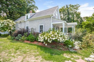 MA-Barnstable County Single Family Home Under Agreement: 403 W Falmouth Hwy