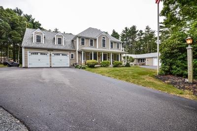 Plymouth Single Family Home For Sale: 80 Boot Pond Rd