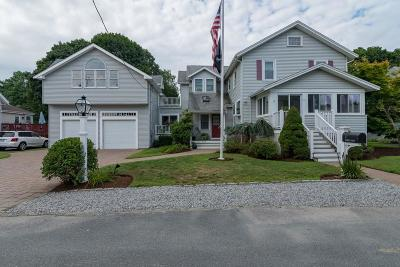 Weymouth Single Family Home For Sale: 17 Wright St