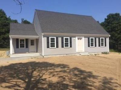 Falmouth Single Family Home For Sale: 484 Old Barnstable Rd