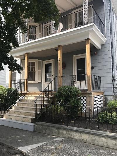 Salem MA Multi Family Home Sold: 8 Hancock