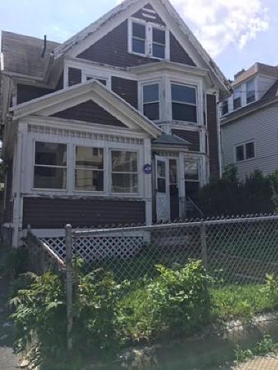 Boston Single Family Home Under Agreement: 10 Bullard St