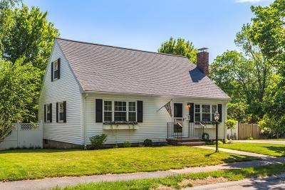 Wakefield Single Family Home Under Agreement: 30 Karen Rd