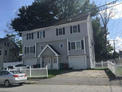 Billerica, Chelmsford, Lowell Condo/Townhouse For Sale: 142 Grove St #142