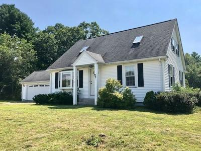 Rehoboth Single Family Home For Sale: 113 Tremont St